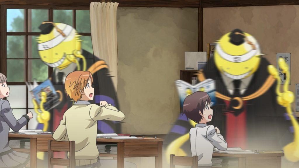 Assassination Classroom Anime Prime Video