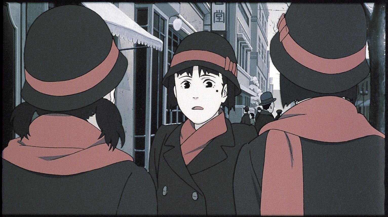 Millennium Actress (2001), dirigida por Satoshi Kon