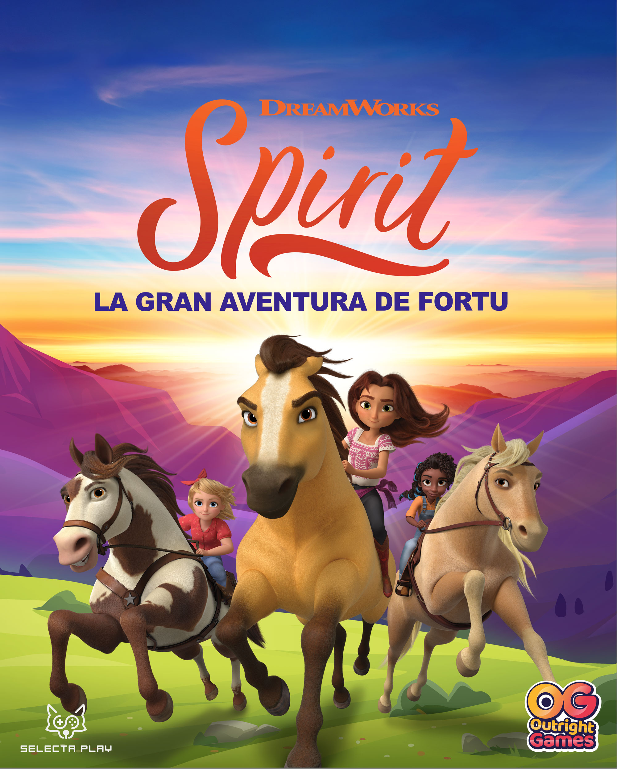 'Spirit, La Nueva Aventura de Fortu' llega en verano a España para Nintendo Switch y PS4