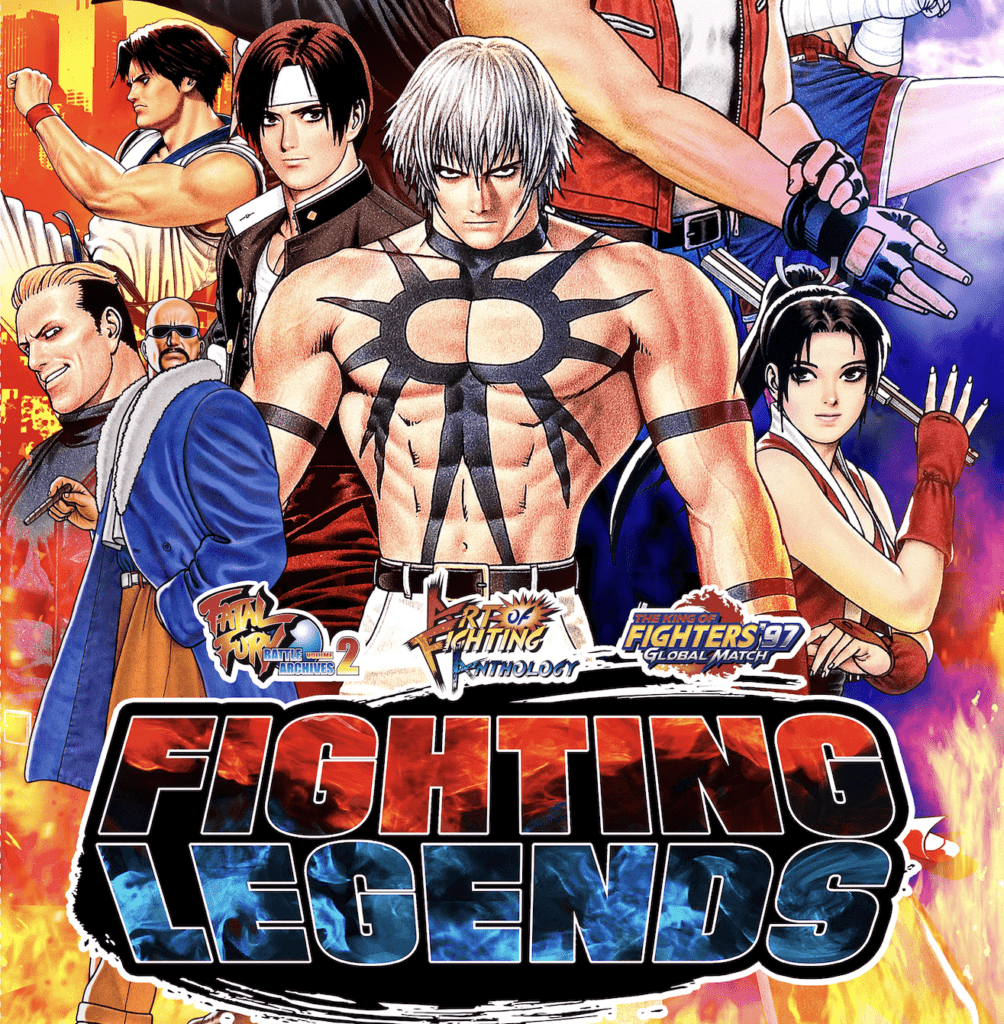 Fighting Legends