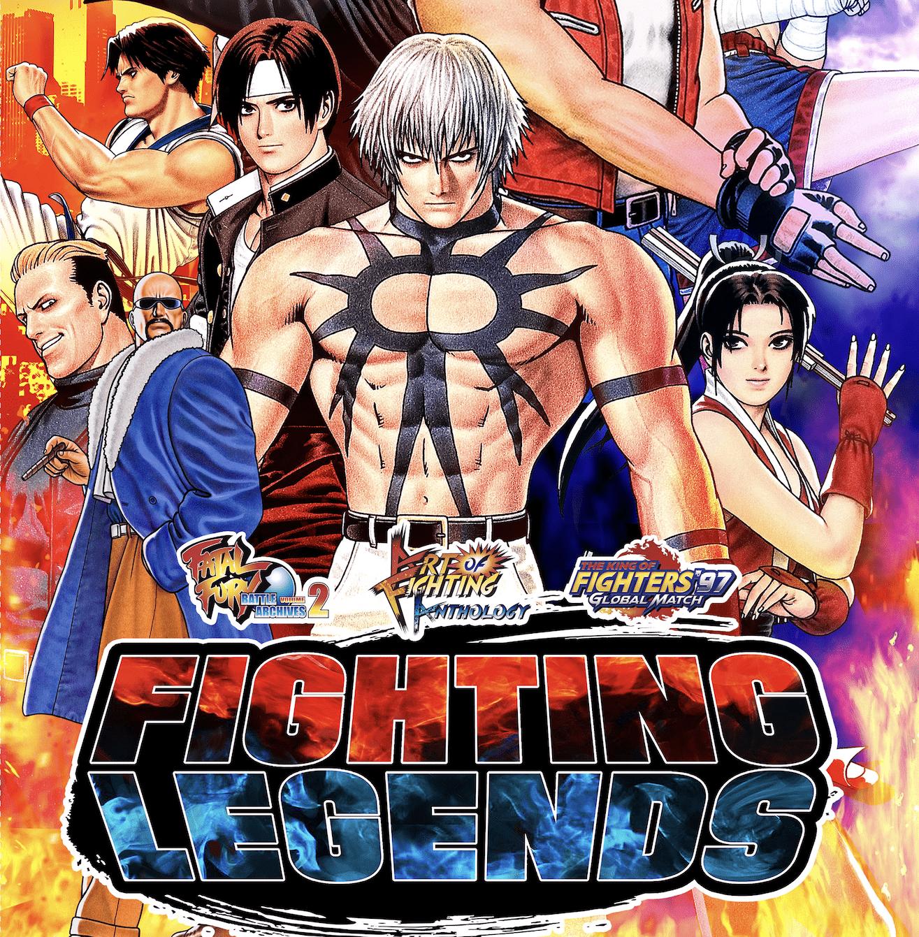 Llega Fighting Legends: los legendarios juegos de SNK que revolucionaron los videojuegos de lucha