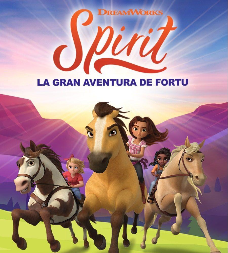 Las nuevas aventuras de Spirit y Fortu llegan a tu Nintendo Switch y PS4