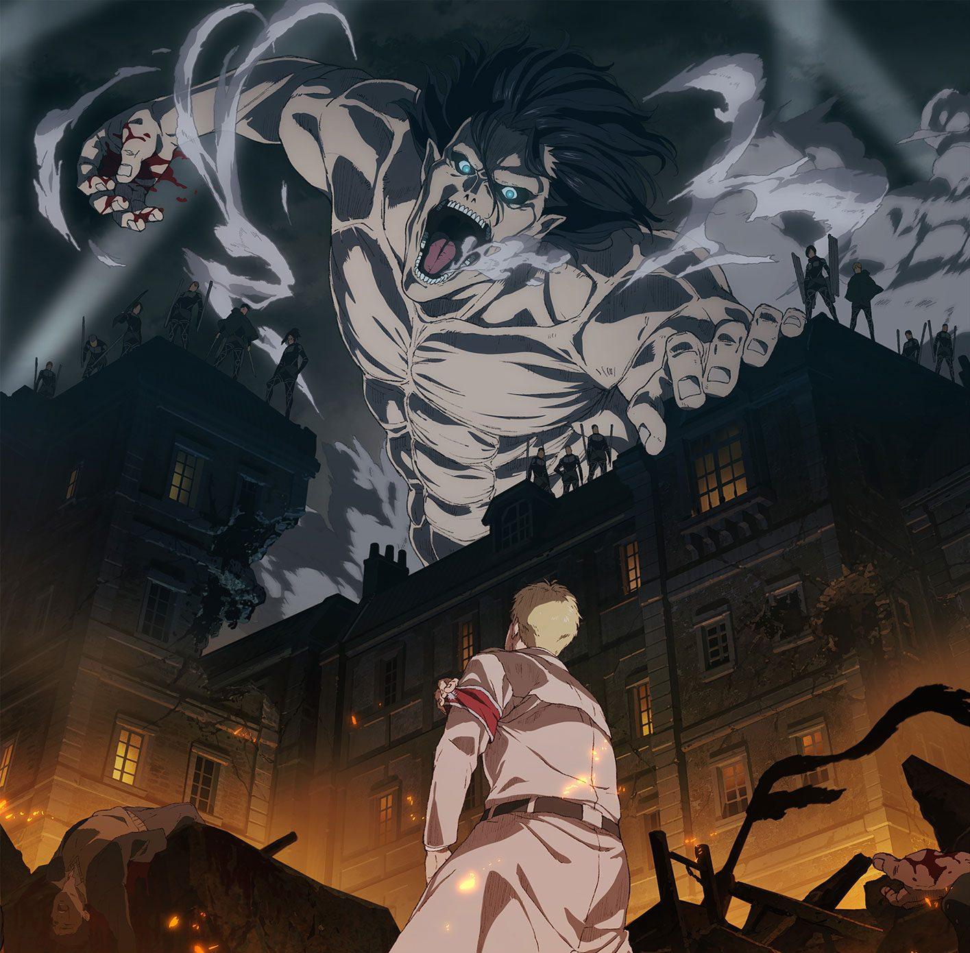 Aquí es donde podrás ver la temporada final de Ataque a los Titanes a la vez que en Japón