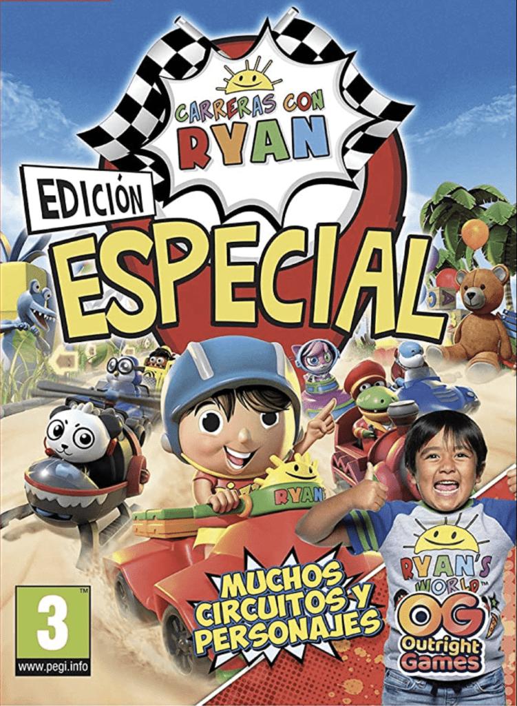 Carreras Con Ryan Edición Especial