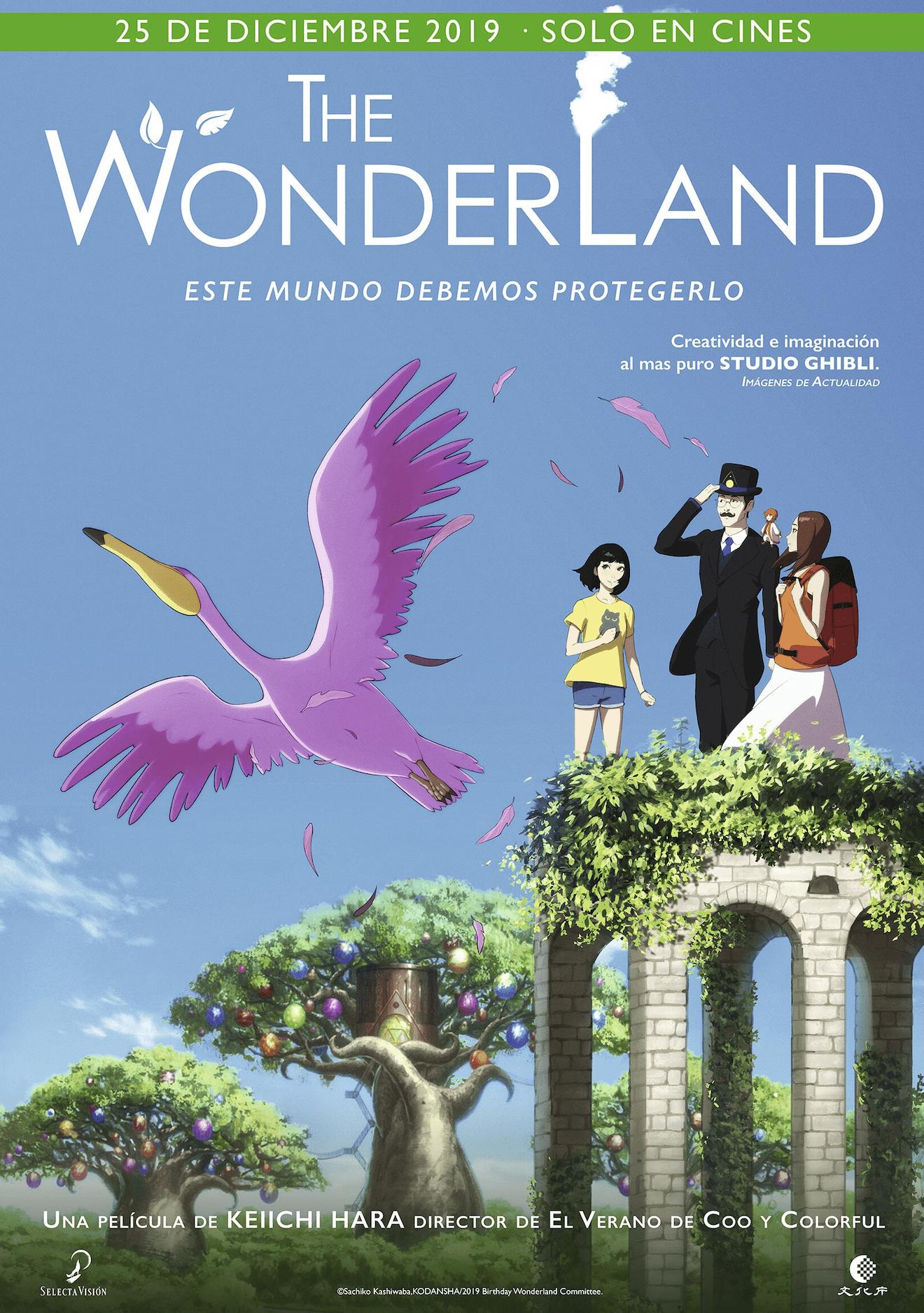 Poster_TheWonderland