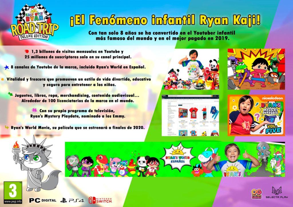 Race with Ryan Presentación 4