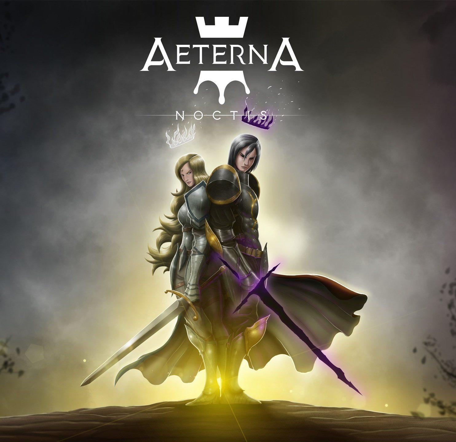 Selecta Play lanzará las ediciones físicas de Aeterna Noctis en Europa