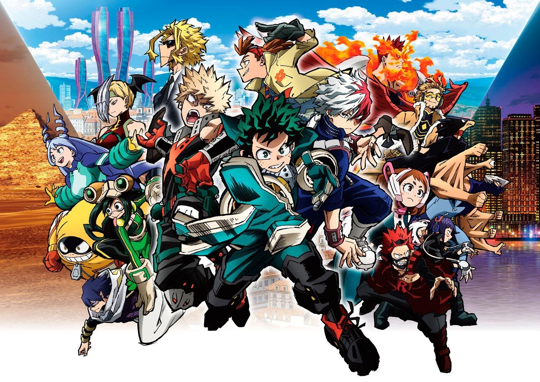 My Hero Academia: Misión Mundial de Héroes / 12 de noviembre en cines